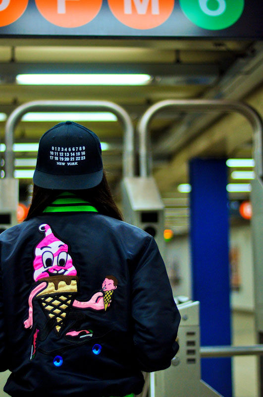 Dapper Report vol.7 30 cone jacket