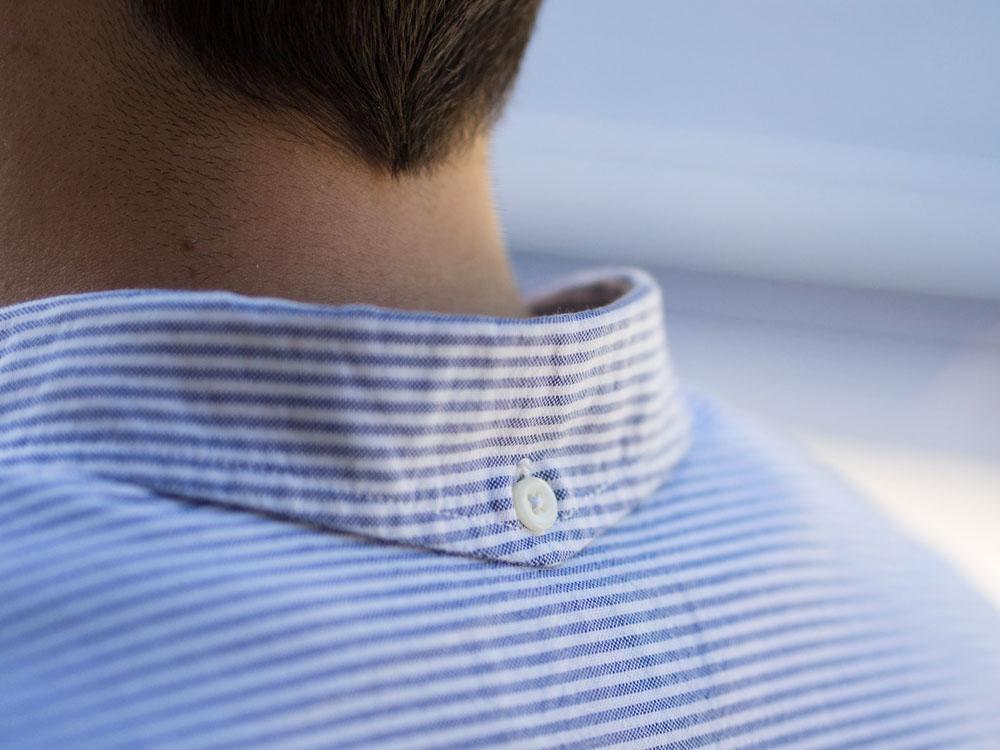 Dapper Report vol.7 45 back collar