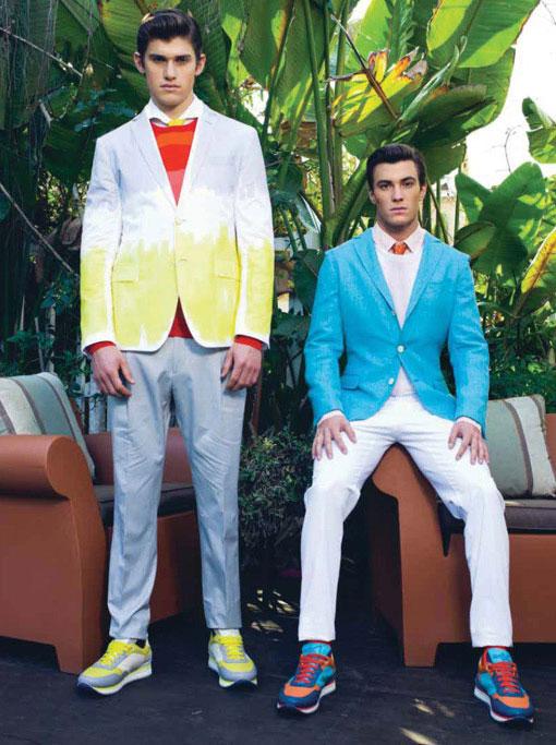 Dapper Report vol.7 48 bright sneakers