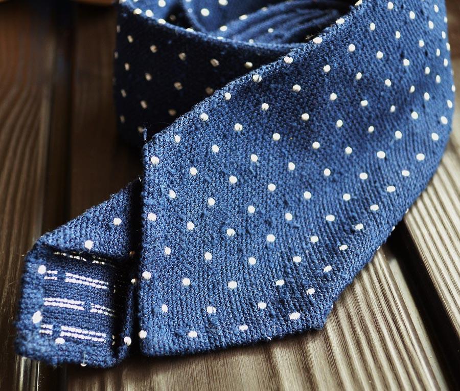 Dapper Report Vol.7 9 dotted tie