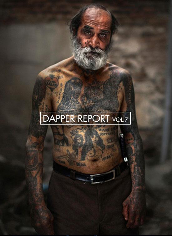 Dapper Report Vol.7 main