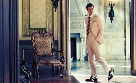 Great Gatsby collection brooks brothers 1