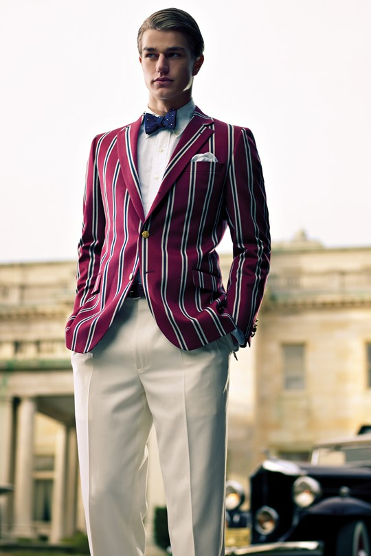 Great Gatsby collection brooks brothers 2