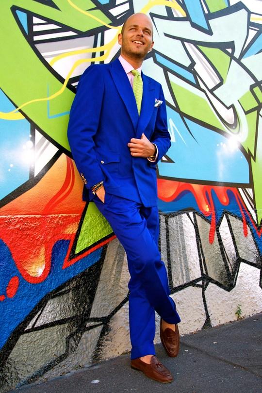 Luca Rubinacci GQ Style