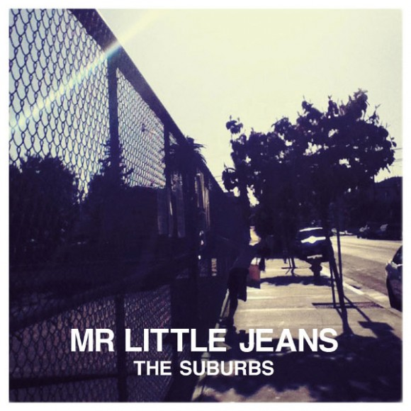 Mr. Little Jeans 'The Suburbs' Arcade Fire cover