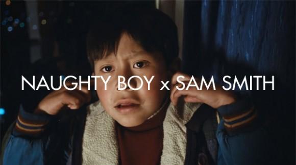 Naughty Boy 'La La La' feat. Sam Smith Music Video
