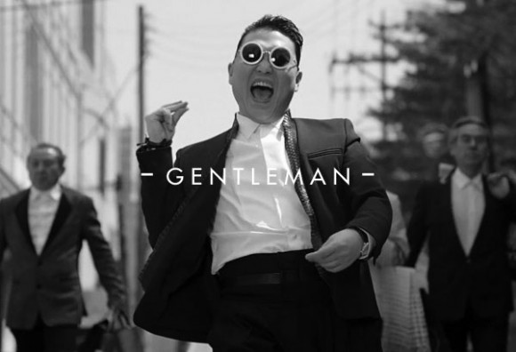PSY Gentleman music video