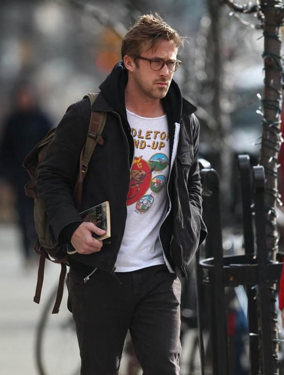 Ryan Gosling college style