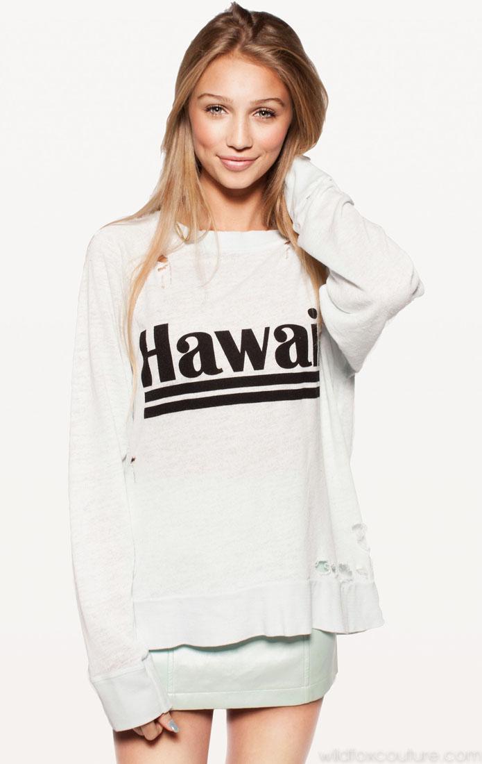 Soletopia Dapper Report cute hawaii girl