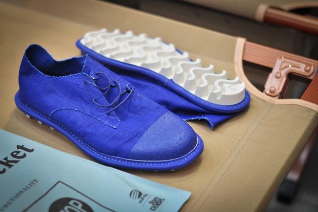 Soletopia Dapper Report vol.5 47 thin shoe