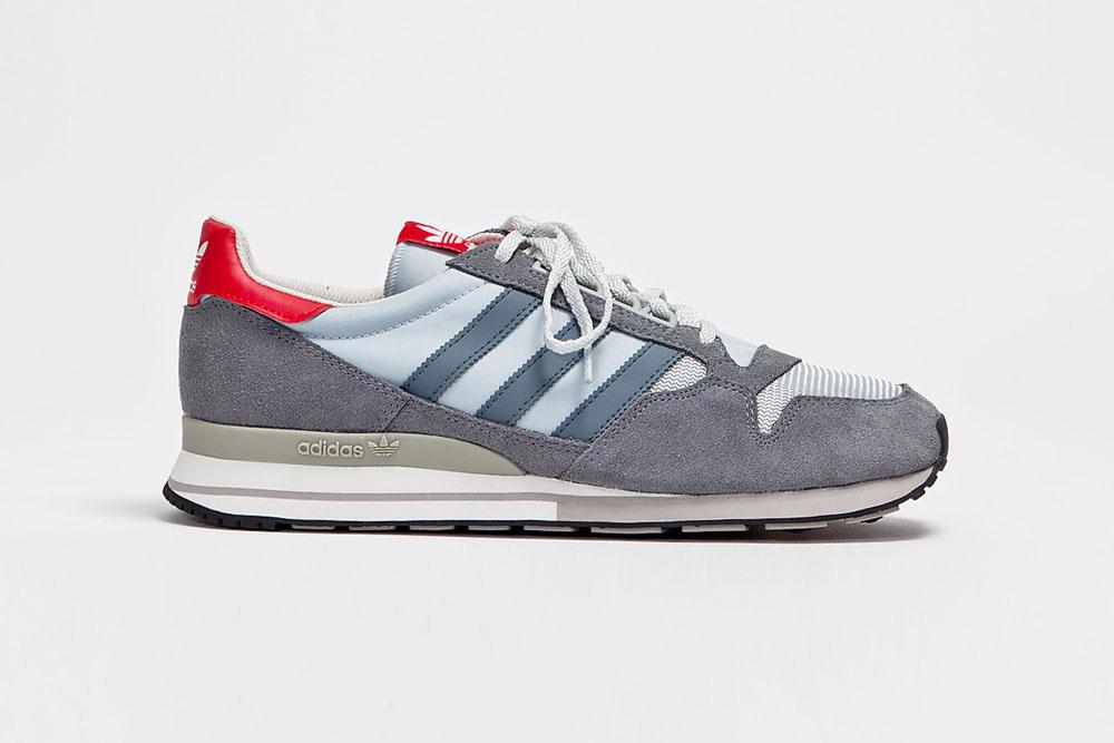 Soletopia Dapper Report vol.5 7 adidas grey
