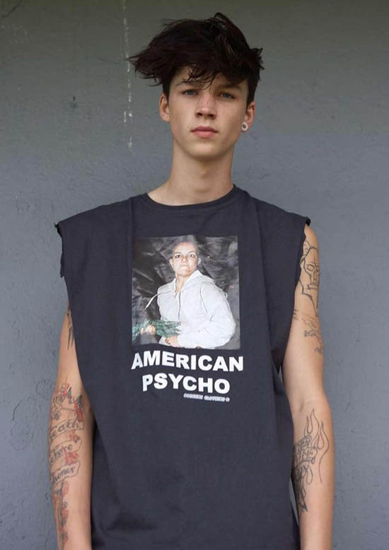 Soletopia Dapper Report vol.5 79 American Psycho