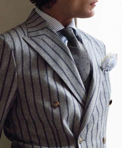 Stripes & Dots Men's Fashion