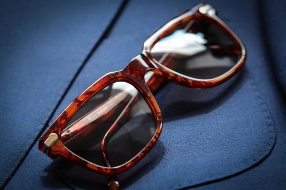 Vintage Carrera x Hugo Boss tortoiseshell sunglasses