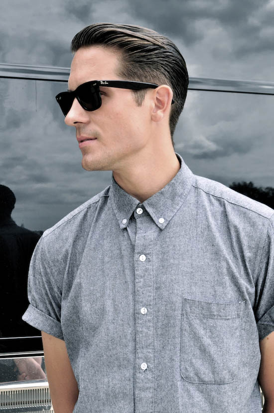 Wayfarer x Button Down Chambray