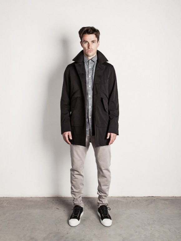 wings + horns SS13 Lookbook 1