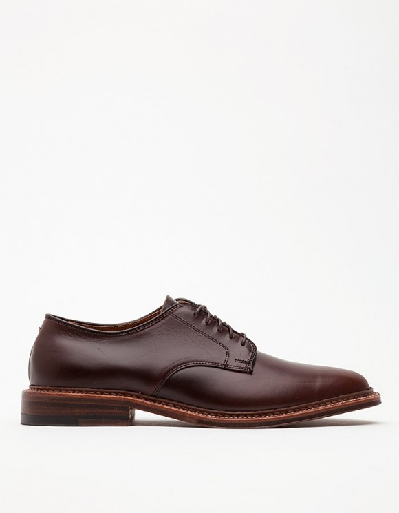 Alden Chromexcel Blucher Brown
