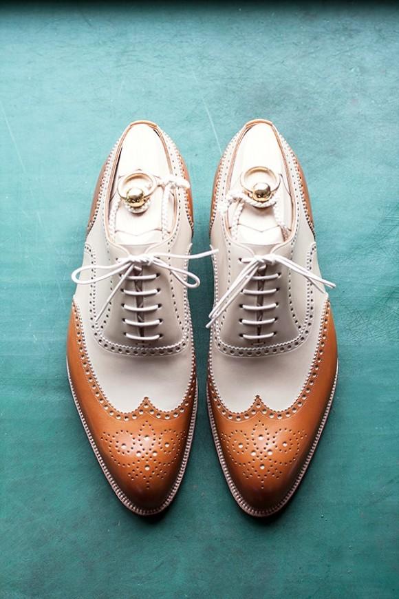 Bespoke Spectator TYE Shoemaker