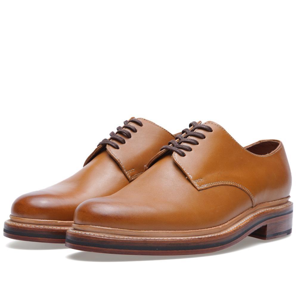 Classic Plain Toe Shoes Grenson Curt Gibson 4
