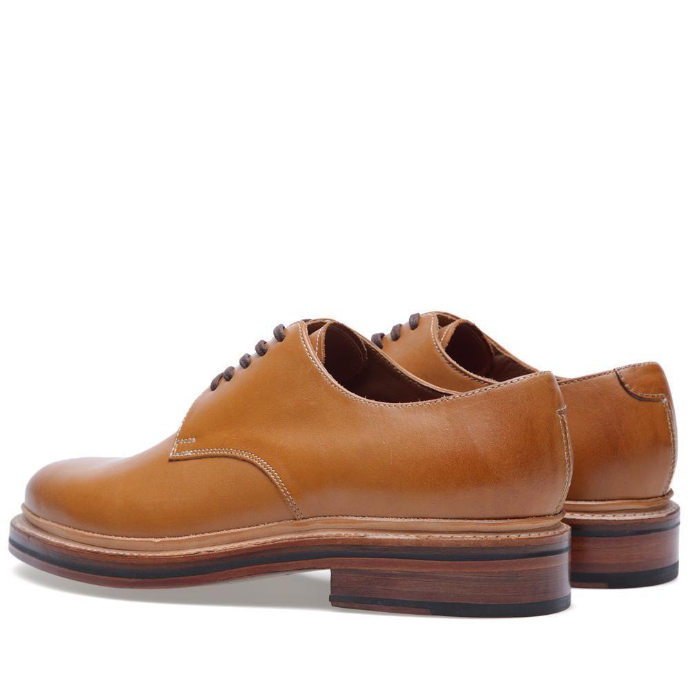 Classic Plain Toe Shoes Grenson Curt Gibson 6