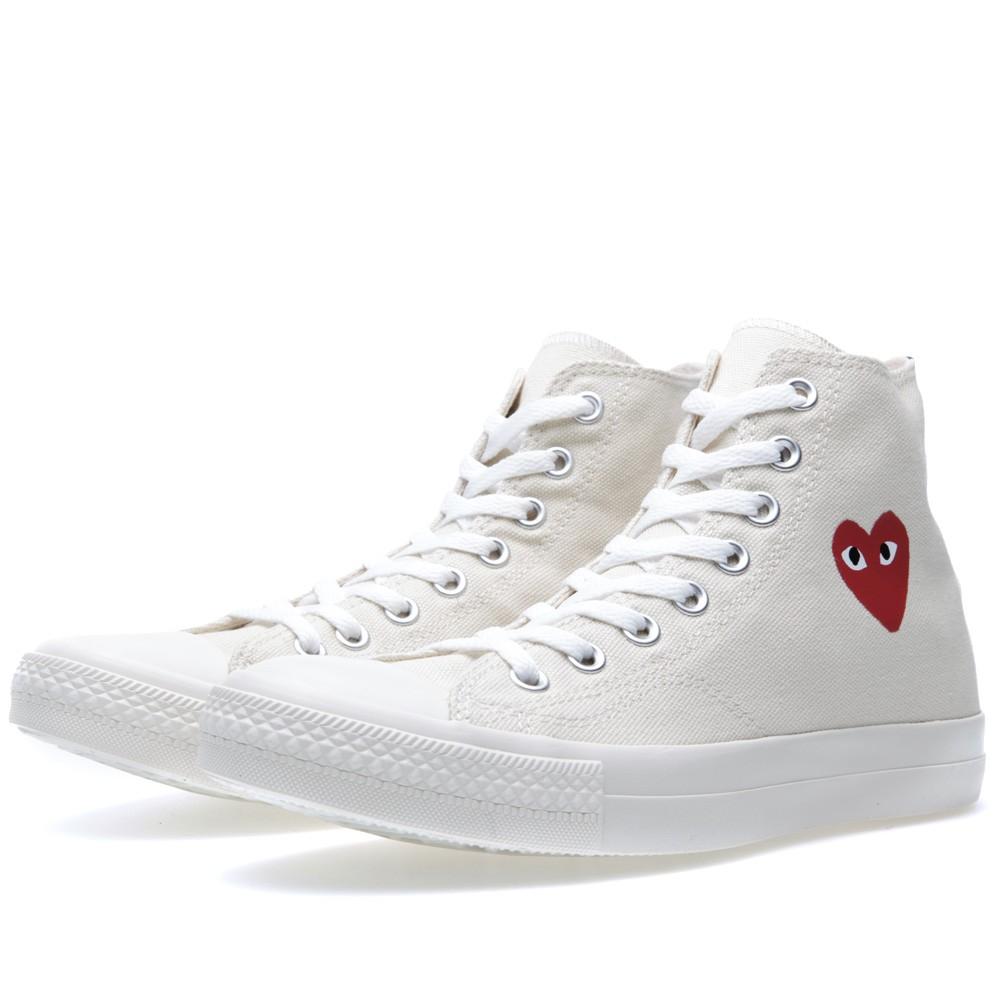 CONVERSE x COMME des GARÇONS SS13 Sneakers