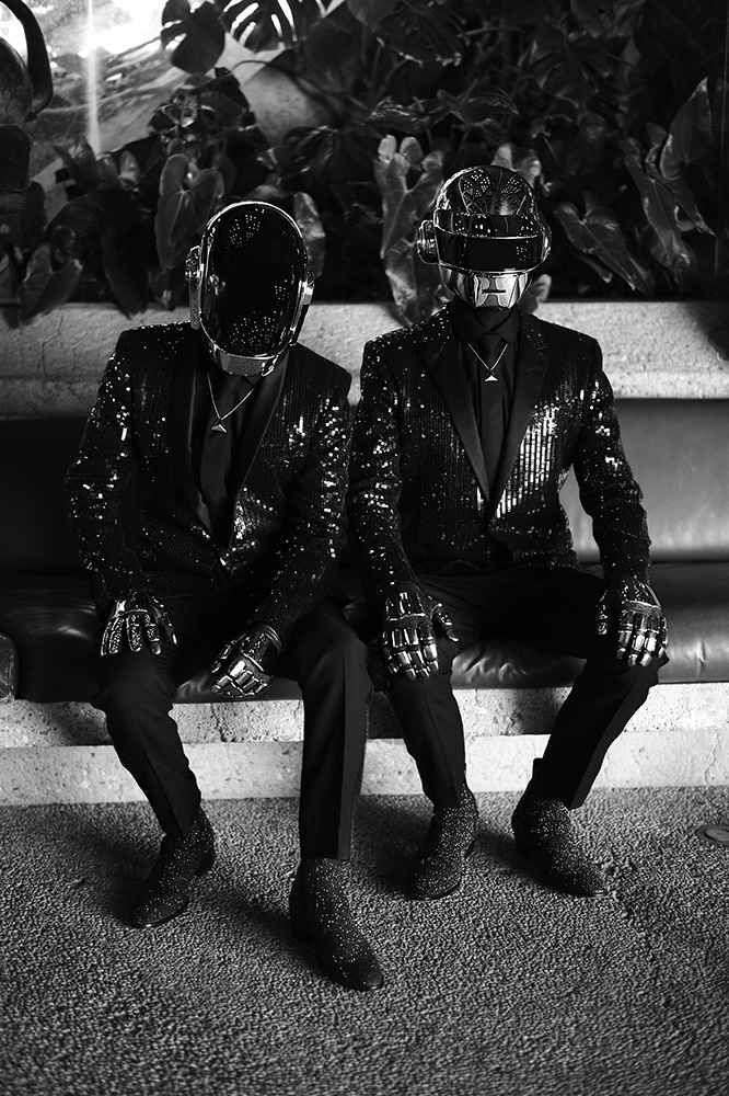 Daft Punk Fashion 3