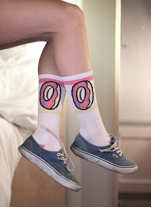 Dapper Report vol.7 65 donut socks