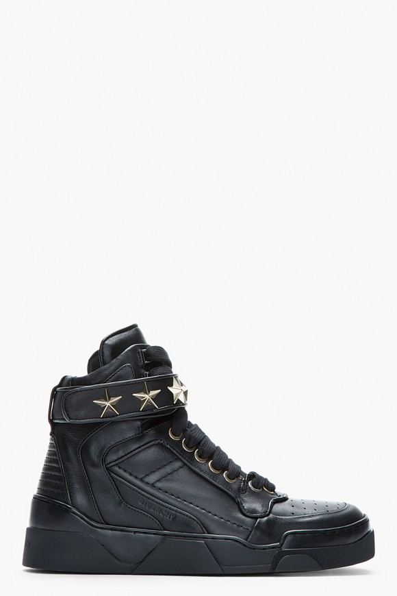 Givenchy Star-Embellished ball sneakers 1