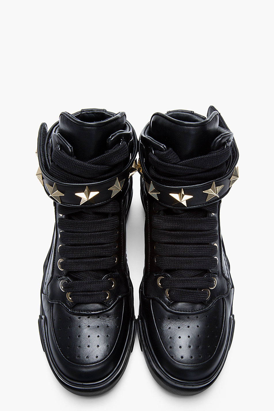 Givenchy Star-Embellished ball sneakers 2