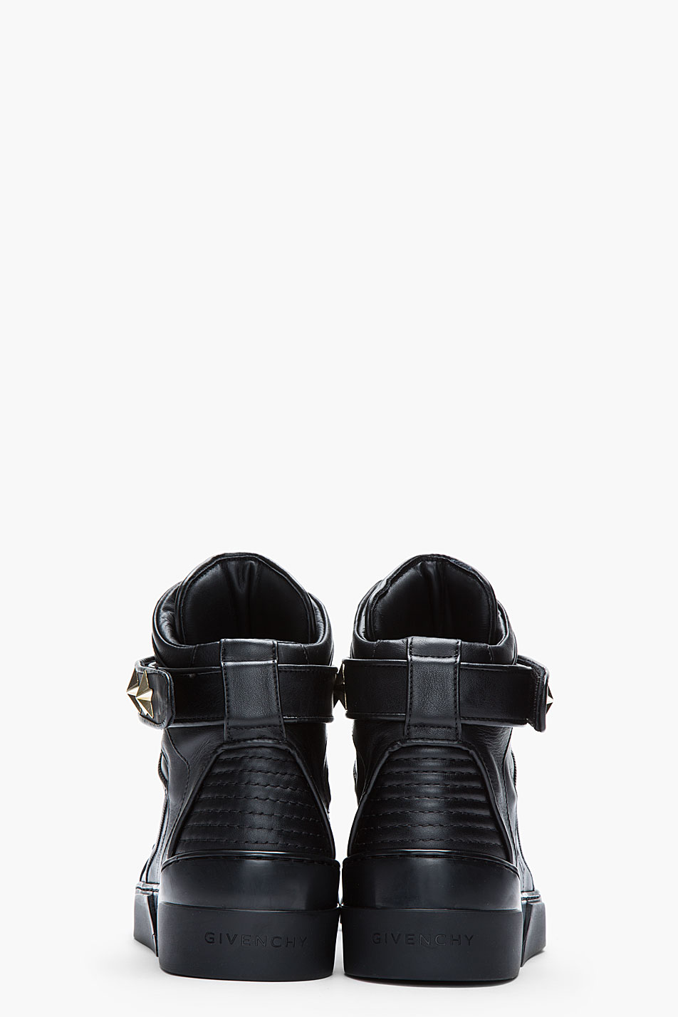 Givenchy Star-Embellished ball sneakers 3