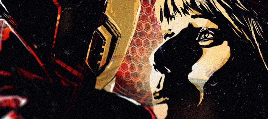 Iron Man 3 unused opening title credits 10