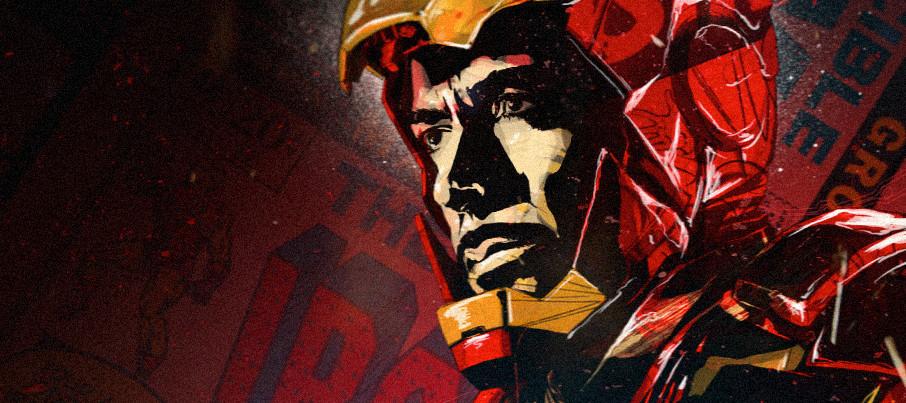 Iron Man 3 unused opening title credits 13