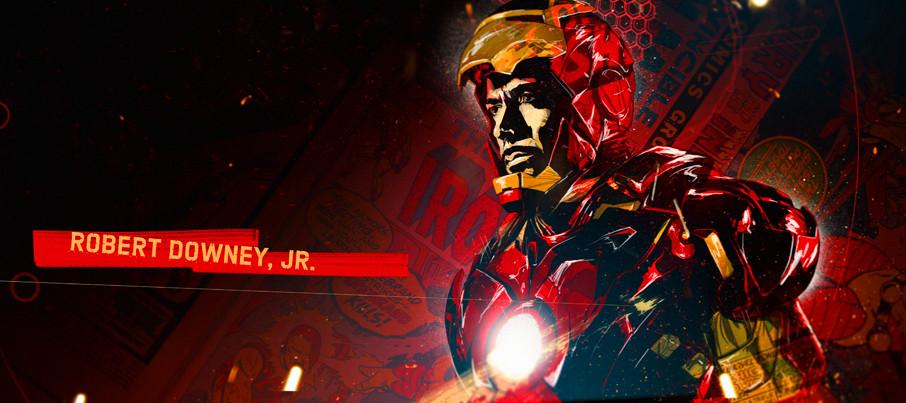 Iron Man 3 unused opening title credits 14