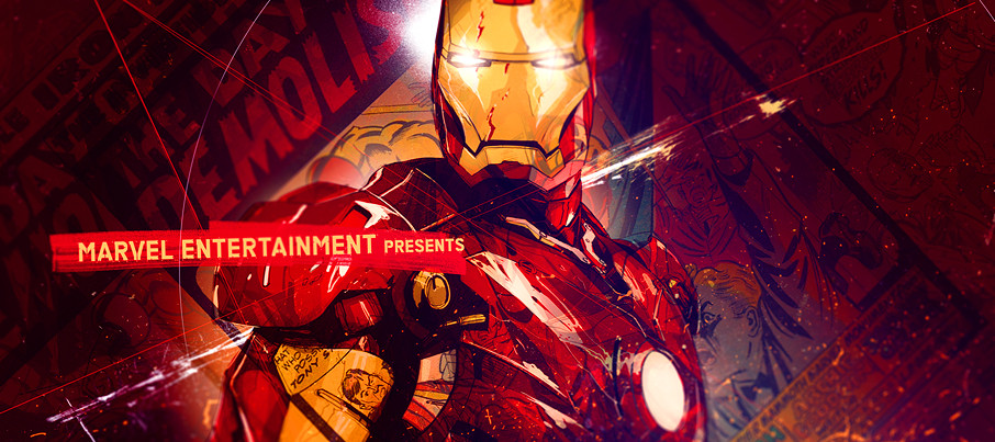 Iron Man 3 unused opening title credits 4