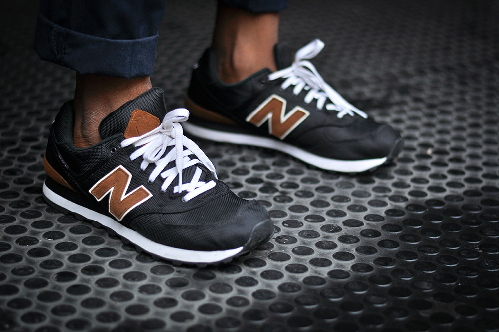 New Balance Sneakers & Suit