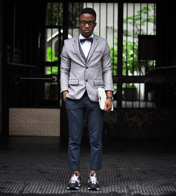Preppy Style: Givenchy, Topman & New Balance