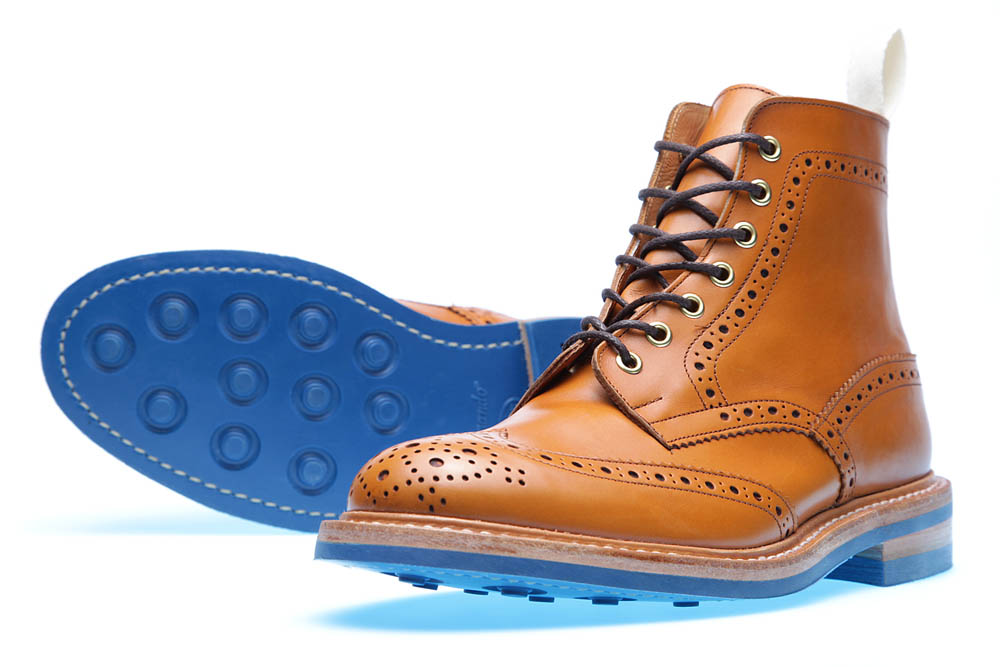 Sole Fetish: Tricker's x End Stow Brogue Boot 2