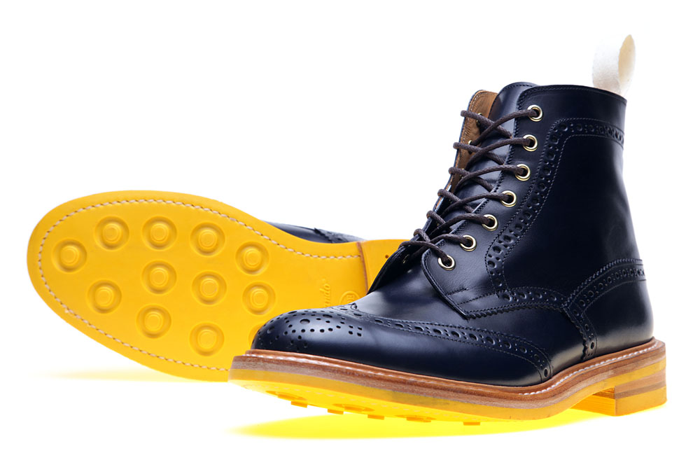 Sole Fetish: Tricker's x End Stow Brogue Boot 3