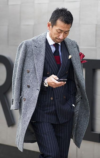 The Suit Boss: Colors & Patterns