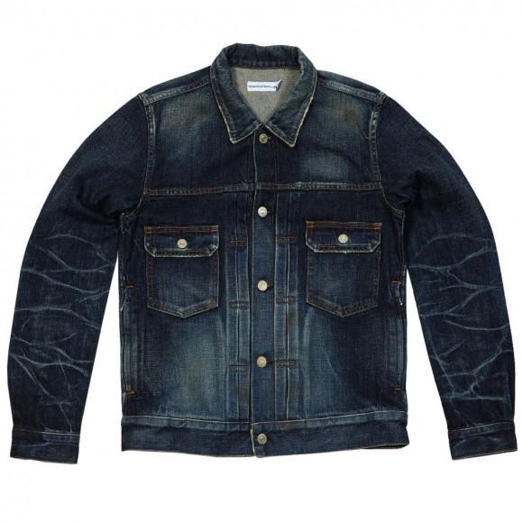 This isn't your average denim jacket 1