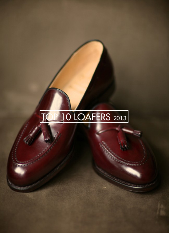 Top 10 Loafers for Summer 2013