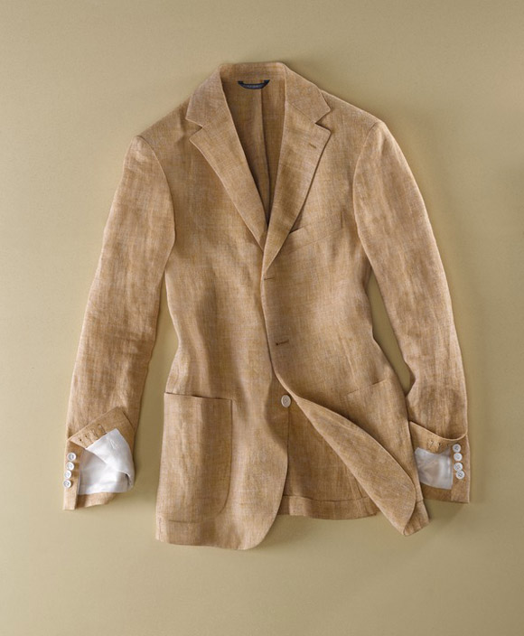 Belvest Jacket Sport Coat Refined