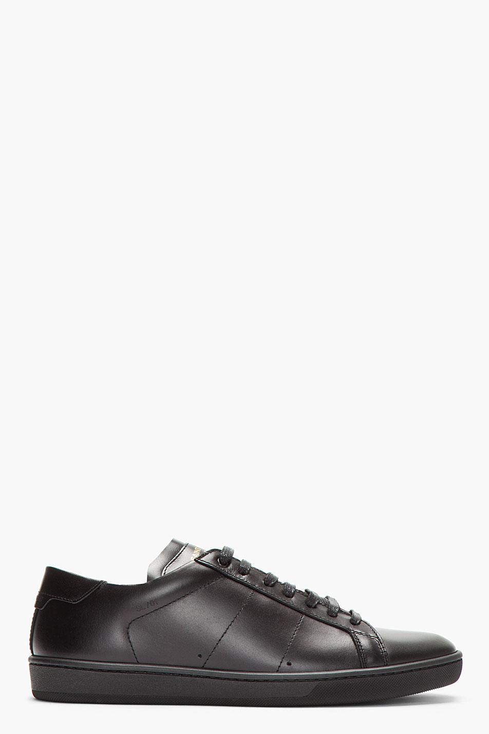 Black Classic Sneakers Saint Laurent 1