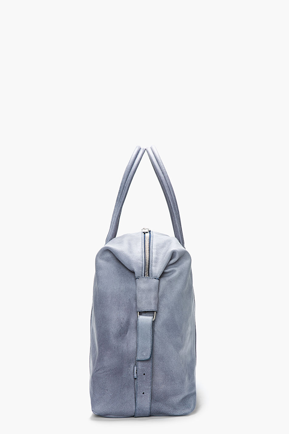 Camel Leather Duffle Slate Grey Maison Martin MArgiela 2