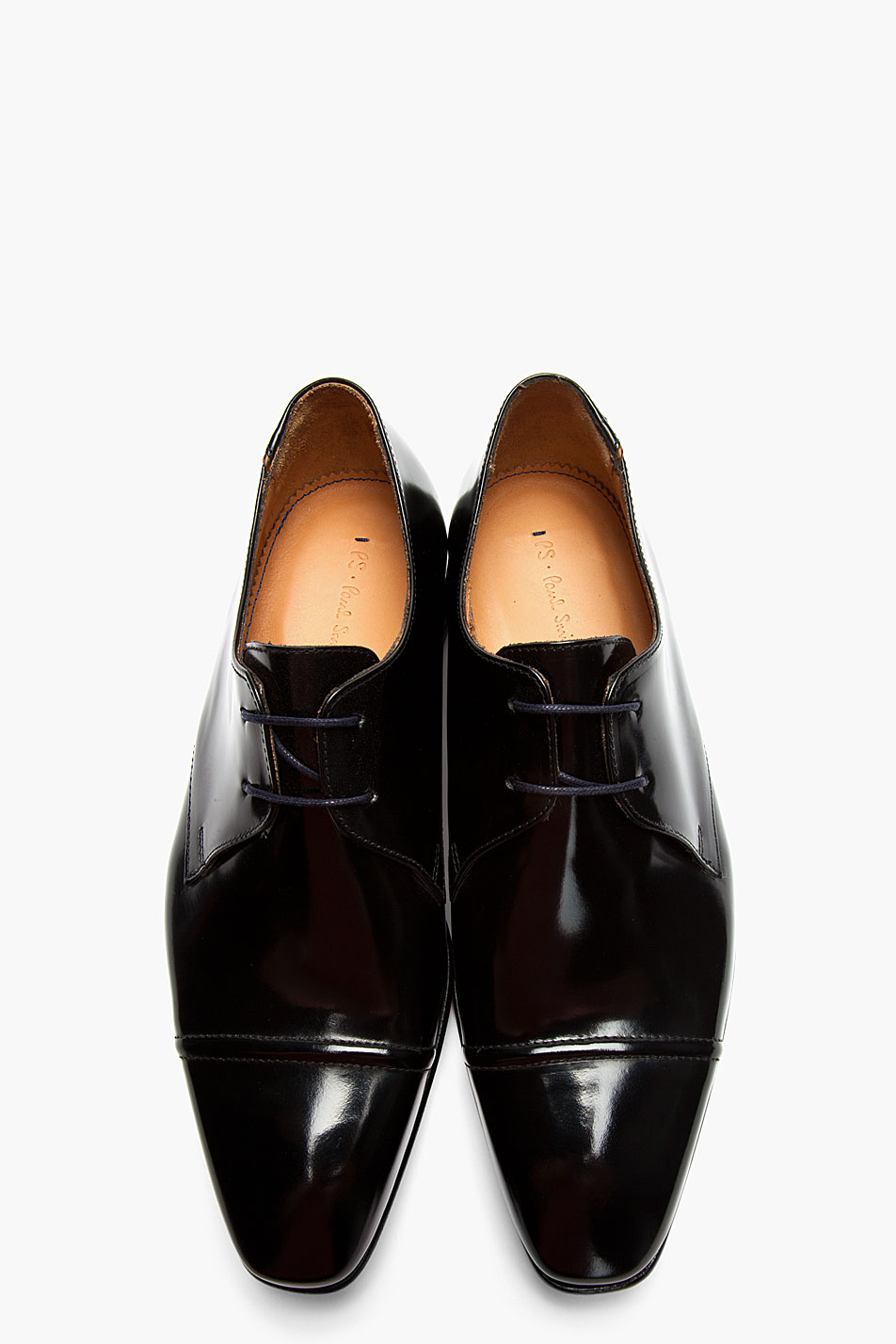 Dress to Impress Black Patent Leather Shoes