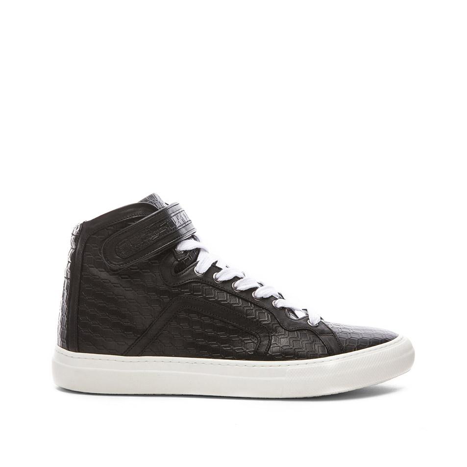 Embossed Nappa Print Sneakers luxury, best Pierre Hardy