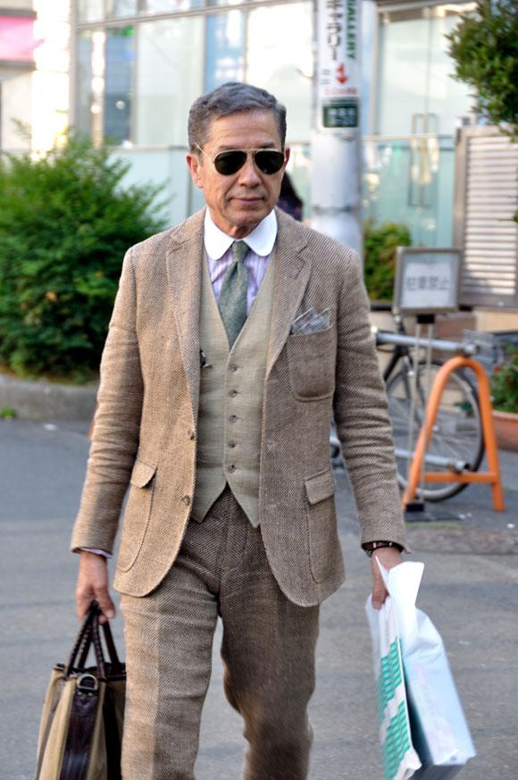 Linen Suit Style Soletopia