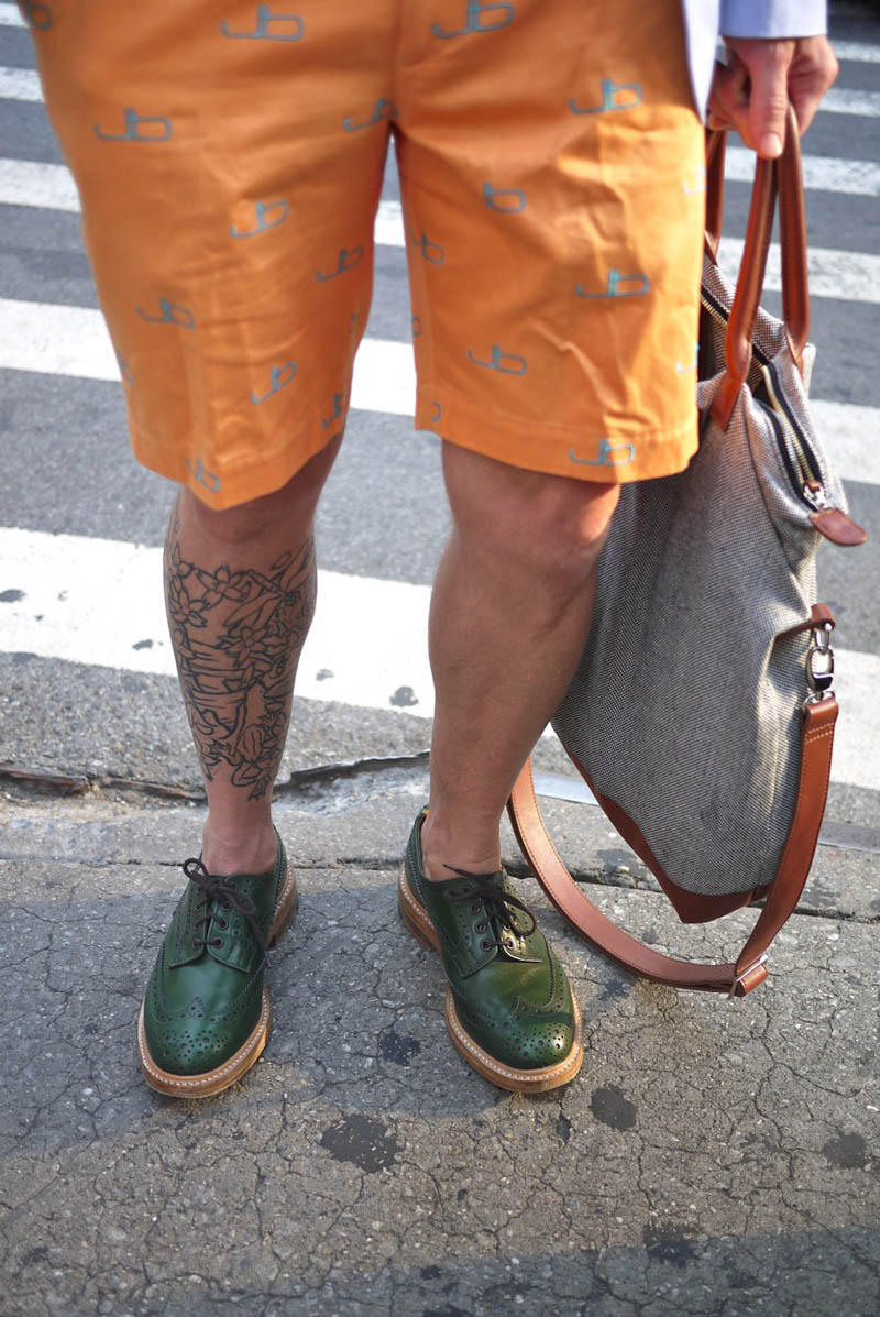 Nick Wooster Summer Style 2013 3