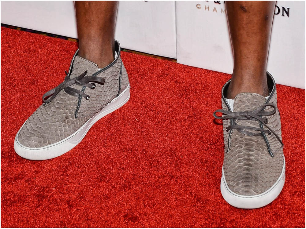 Pharrell Williams wears LANVIN Mate 2
