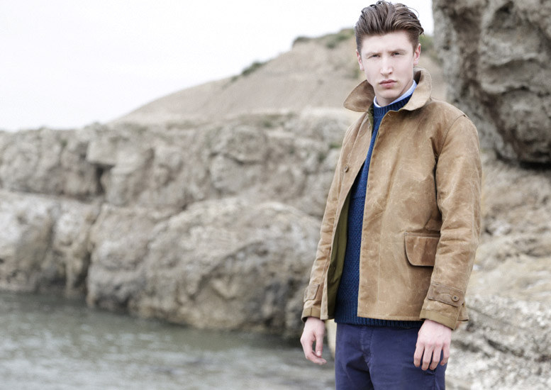Barbour x North & Sons AW13 5